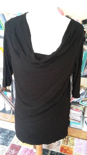Anne L. T-Shirt black
