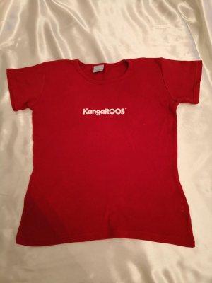 Kangaroos Camiseta blanco-rojo
