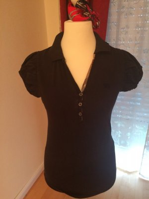T-Shirt Gr. XL entsprechend gr.38, burberry, schwarz
