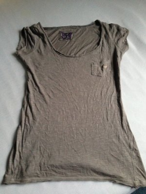 T-Shirt Grau Größe 40 / Denim Co
