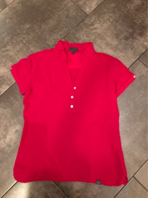 Geox Polo Shirt raspberry-red