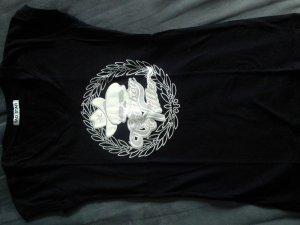 Camicia nero Cotone