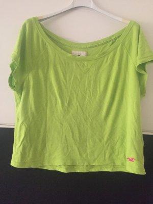 T-Shirt grün große S
