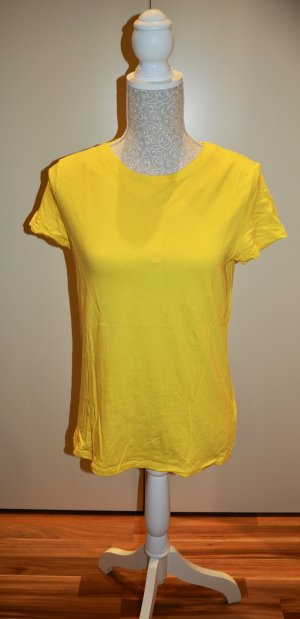 T-Shirt H&M gelb M 38 Divided