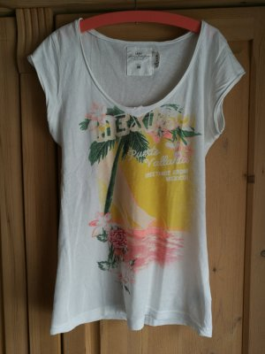 T-Shirt H&M mit Aufdruck S