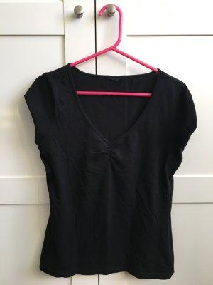 T-Shirt H&M schwarz, Größe 38