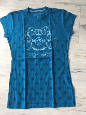 T-Shirt Hard Rock Café blau S