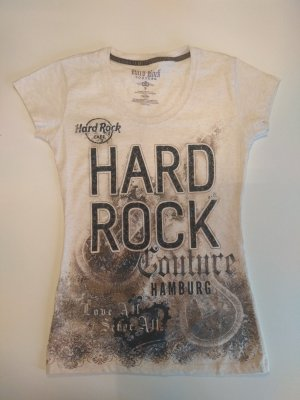 T-Shirt Hard Rock, Größe S/XS