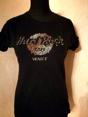 T-Shirt Hardrock Cafe Venice Strass