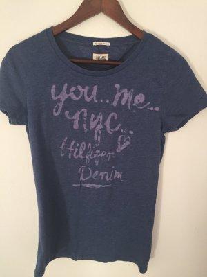 T-Shirt Hilfiger Demin Größe M