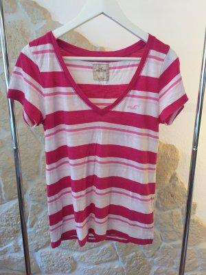 T-Shirt Hollister Gr. S pink