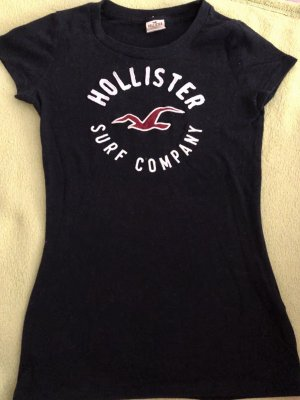Hollister T-shirt zwart