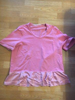 T Shirt im Sweatshirtstil