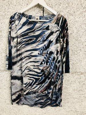 T Shirt im Tunika Style longshirt Gr M