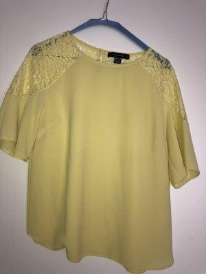 Atmosphere Camiseta amarillo claro-amarillo pálido