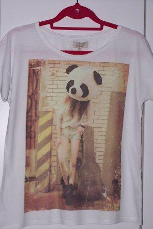 T-Shirt in Gr. S von Zara