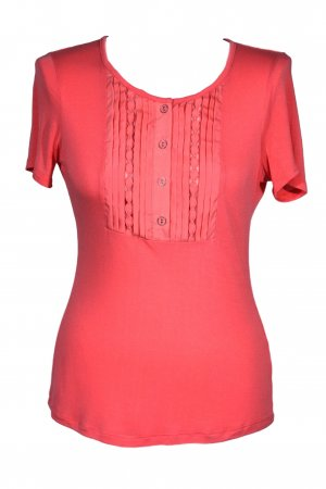 T-Shirt in Orange von Reiss