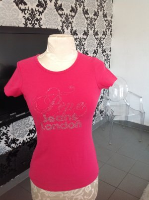 T-Shirt in pink von Pepe Jeans London