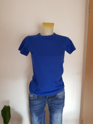 T-Shirt in royalblau *NEU*