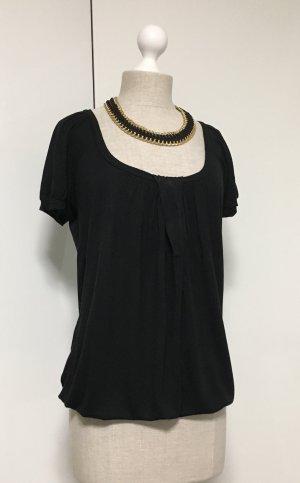 T-Shirt in schwarz .....