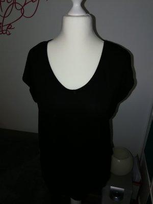 T-Shirt in schwarz der Marke Pieces in der Größe XL