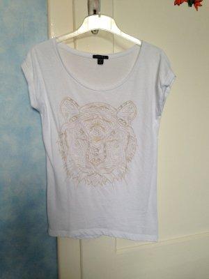 T-Shirt in Weiß in Größe XS