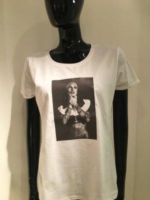 T-Shirt white cotton