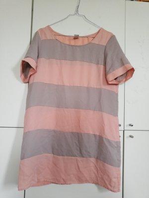 T-Shirt Kleid M Vila Clourblocking