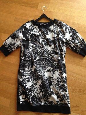 T-Shirt Kleid mit Print
