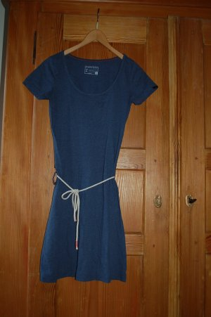 T-Shirt-Kleid, sportlich-cool