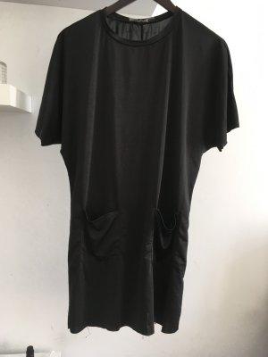 Asos Shirt Dress black