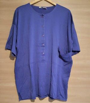 Laurèl T-shirt violet foncé