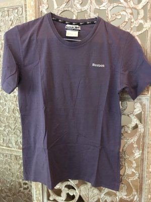 T Shirt lila Reebok