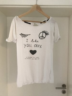 T-Shirt Maison Scotch, Gr. S