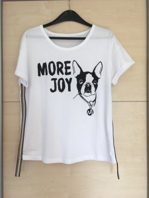 T-Shirt Margittes Gr.42 weiß