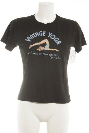 T-Shirt mehrfarbig Casual-Look