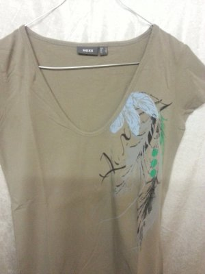 T-shirt Mexx mit Muster