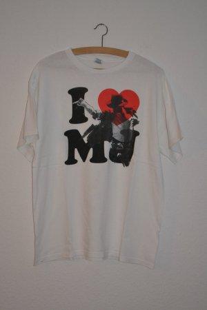 T-Shirt Michael I <3 Michael Jackson