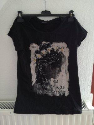 T-Shirt mit Abbildung