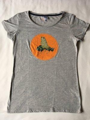 T-Shirt mit Aufdruck Bench L