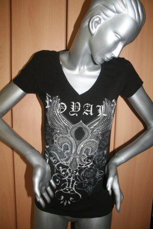 T-Shirt mit Aufdruck Gr. M Key Largo
