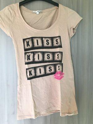 T-Shirt mit Aufdruck Tally Weijl
