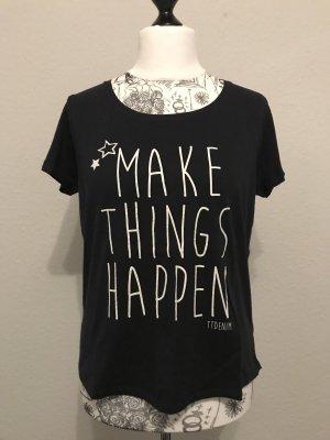 T-Shirt mit Aufdruck von Tom Tailor Denim