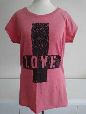 """T-Shirt mit Aufruck """"Love"""""""