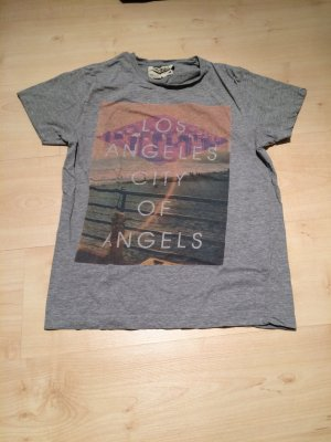 T-Shirt mit Ausdruck