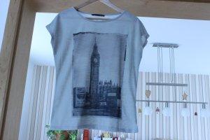 T-Shirt mit Big Ben Aufdruck