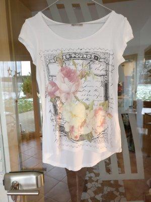 T-Shirt mit Blumenprint von ONLY