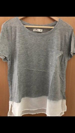 T Shirt mit Brusttasche hollister