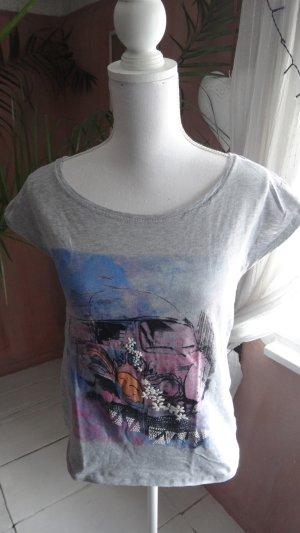 T-Shirt mit Bullimotiv