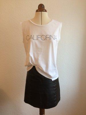 T-Shirt mit California-Print